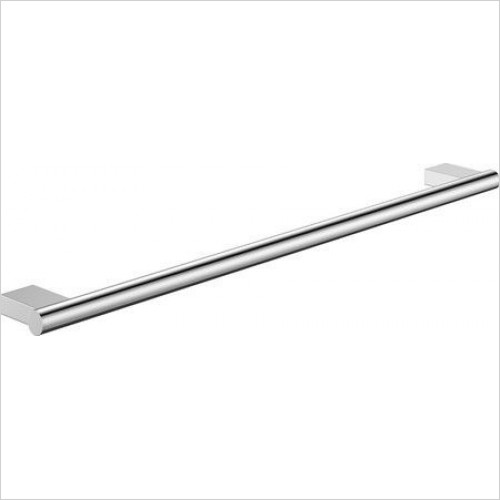 Crosswater - Pro Single Towel Rail 600mm
