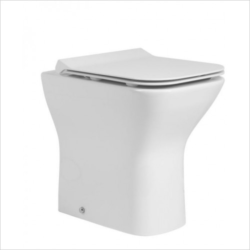 Tavistock Bathrooms - Structure Comfort Height Back To Wall Pan 500mm Only
