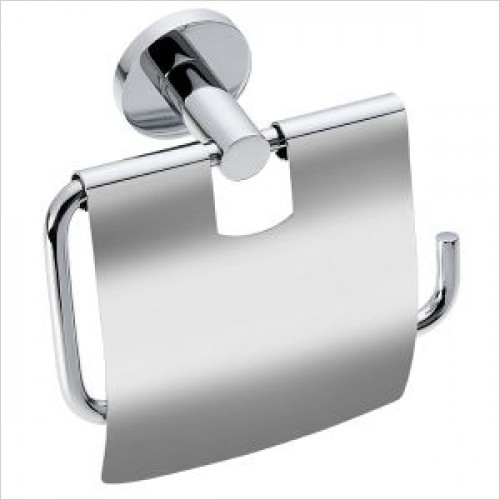 Tipo Toilet Roll Holder With Lid