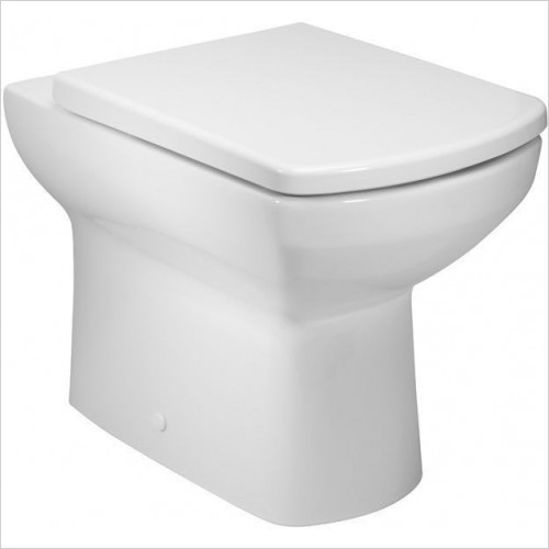 Tavistock Bathrooms - Vibe Back To Wall Pan Only