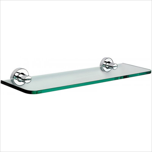 Bathroom Origins - Sonia Tecno Project Glass Shelf 50cm