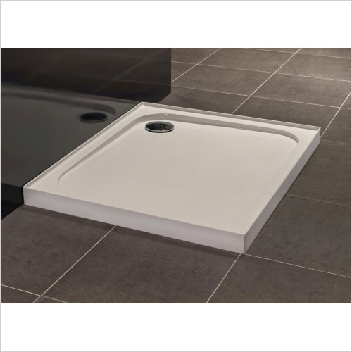 Merlyn - Upstand Square Shower Tray 760mm