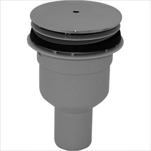 Duravit - Outlet Drain Outlet Diameter 90mm Vertical Outlet