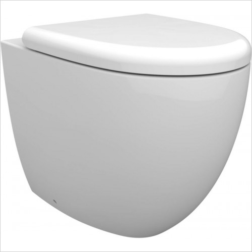 Cifial - A1 Back To Wall WC Pan & Seat