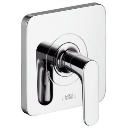 Hansgrohe Axor - Citterio M Shut-Off Valve For Concealed Installation