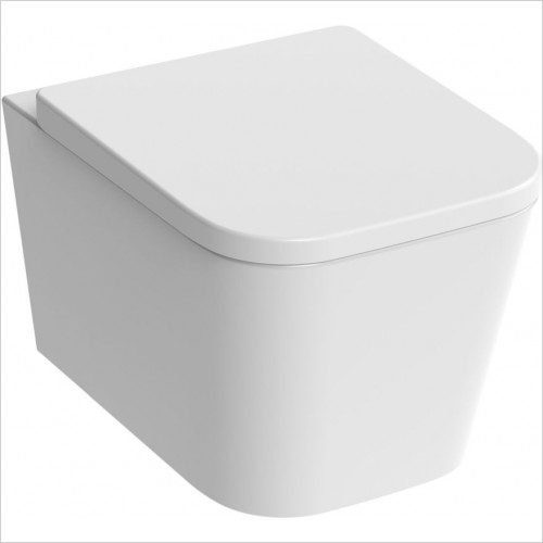 Saneux - Matteo Wall Hung WC Pan Rimless