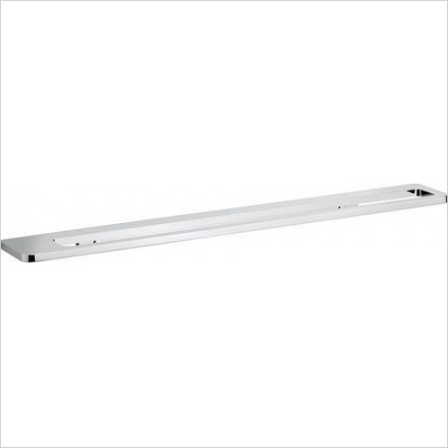 Crosswater - Wisp Single Towel Rail 600mm
