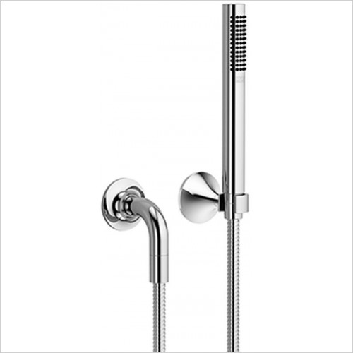 Dornbracht - Vaia Hand Shower Set With Individual Rosettes