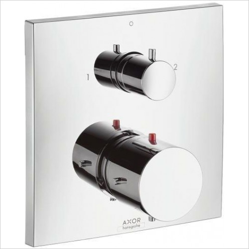 Hansgrohe Axor - Starck X Thermostatic Mixer With Shut off/Diverter