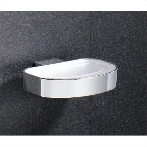 Bathroom Origins - Gedy Kent Soap Dish