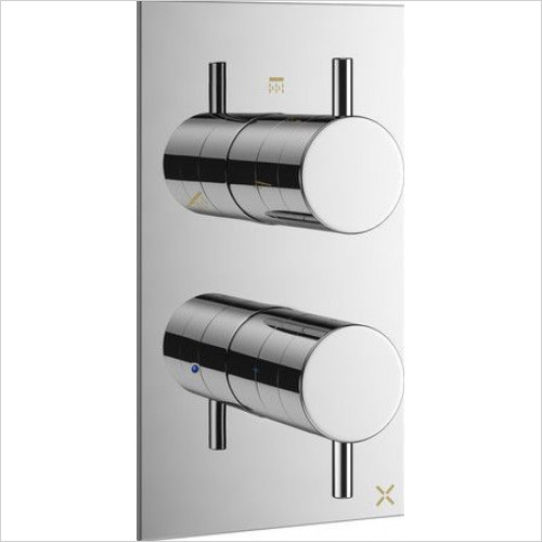 Crosswater - MPro Thermostatic Shower Valve 2500
