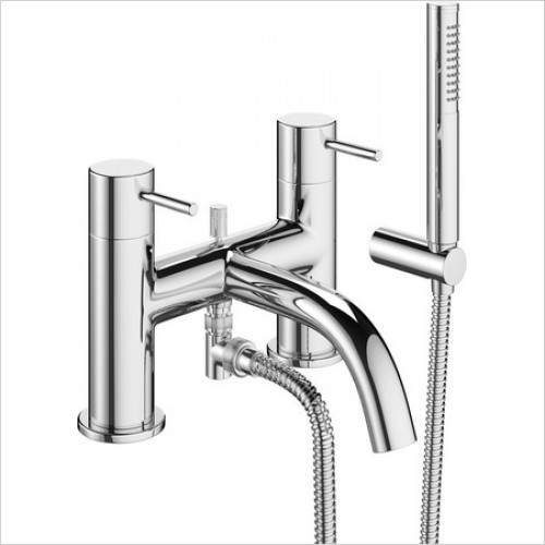 MPRO Deck Mounted Shower Mixer With Kit