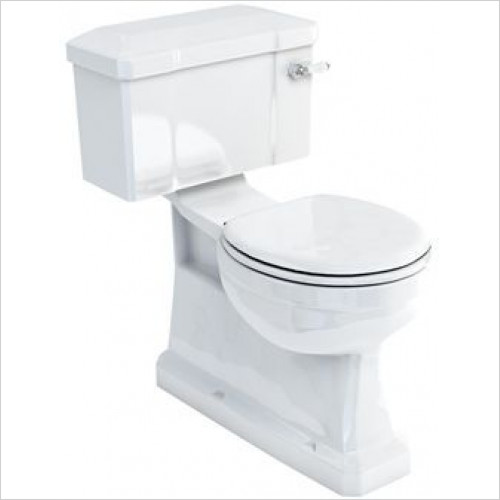 Burlington - Deep 510 Close Coupled Lever Cistern