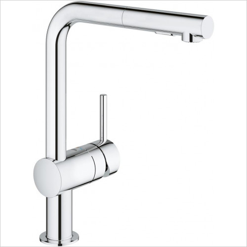 Grohe - Minta Sink Mixer 1/2''