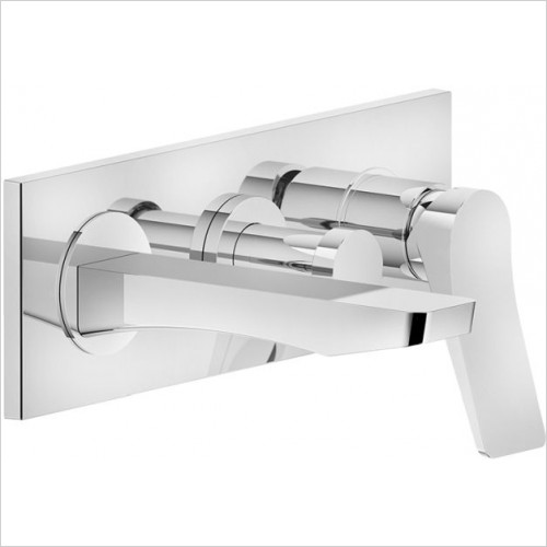 Rilievo External Parts For 2-Way Built-In Shower Mixer