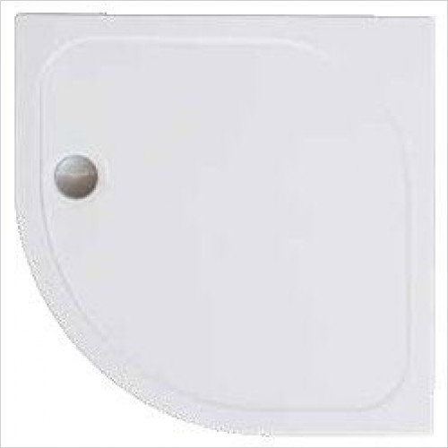 Merlyn - Touchstone Quadrant Shower Tray 800mm