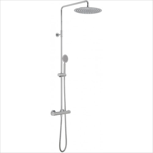 Vado - Aquablade Round Shower Column