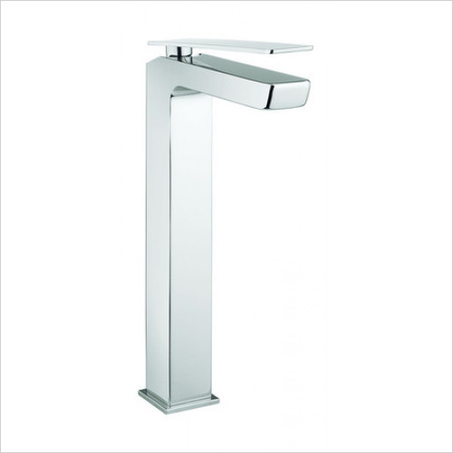 Crosswater - Zero Three Basin Tall Monobloc Mixer Without Pop Up Waste
