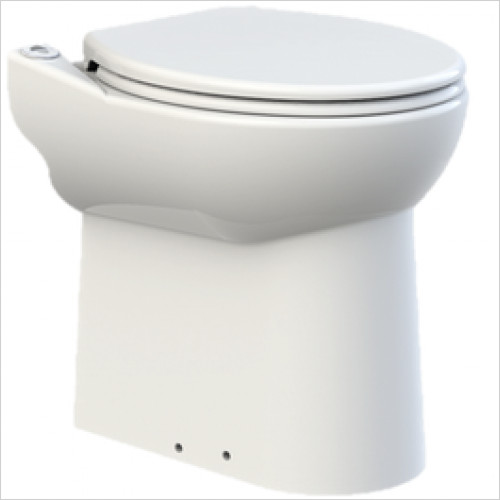 Saniflo - Sanicompact Compact WC With Built-In Macerator