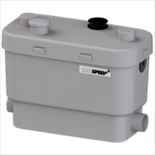Saniflo - Sanispeed + Macerator Pump (4 Inlets)