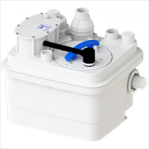 Saniflo - Sanicubic 1 Heavy Duty Macerator Pump