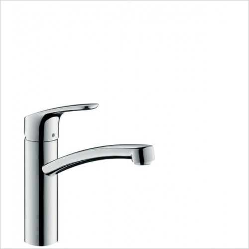 Hansgrohe - Focus Single Lever Kitchen Mixer With 3/8'' Connections