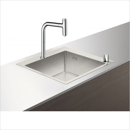 C71-F450-06 Sink Combination 450mm