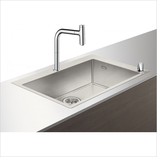 C71-F660-08 Sink Combination 660mm
