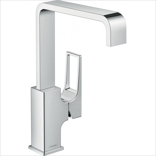 Hansgrohe - Metropol Single Lever Basin Mixer 230 With Push-Open Waste