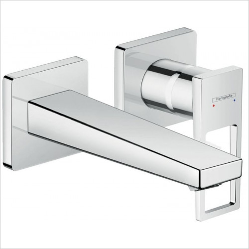Hansgrohe - Metropol Single Lever Basin Mixer With Loop Handle
