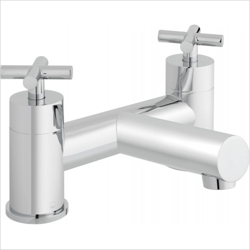 Vado - Elements Water 2 Hole Bath Filler Deck Mounted