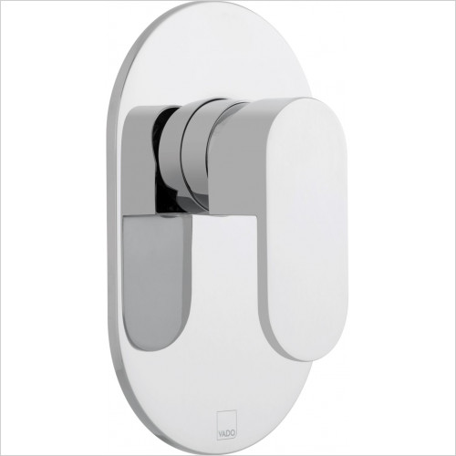 Vado - Life Concealed Manual Valve Single Lever