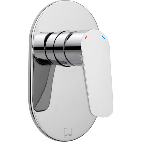 Vado - Photon Concealed Manual Valve Single Lever