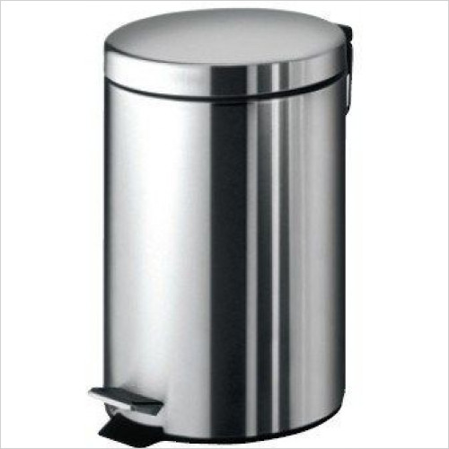Bathroom Origins - Gedy Complements Pedal Bin 5 Litre