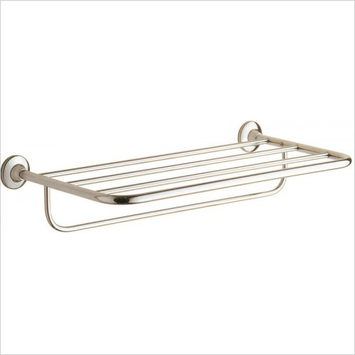Bathroom Origins - Gedy Ascot Towel Rack With Arm