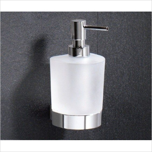 Bathroom Origins - Gedy Kent Soap Dispenser