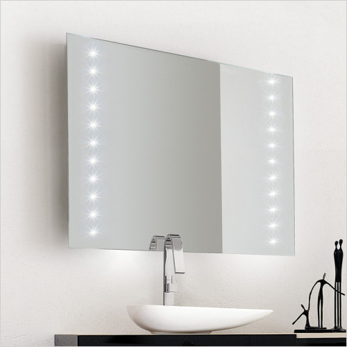Bathroom Origins - Whitestar Mirror LED 95x70cm