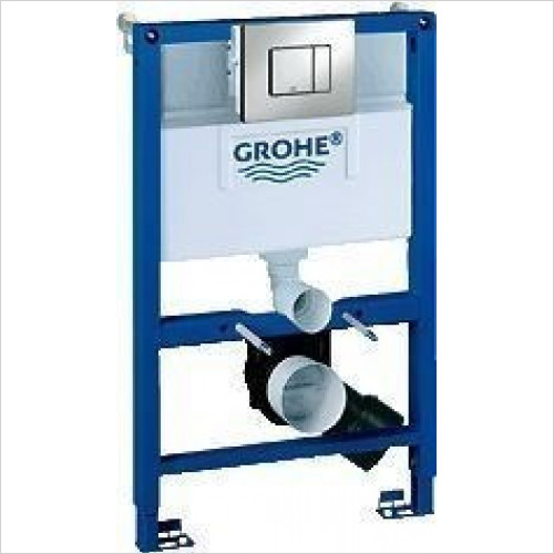 Grohe - Rapid SL Set 3 in 1 82 Wall Hung Frame Toilet WC