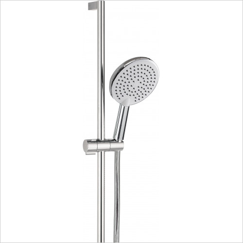 Crosswater - Pier Shower Kit With Single Mode Handset & Hose