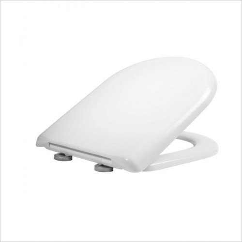 Tavistock - Dune D-Shape Wrap Over Quick Release Soft Close Toilet Seat