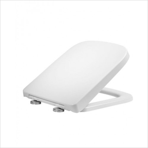 Tavistock - Area Square Wrap Over Quick Release Soft Close Toilet Seat