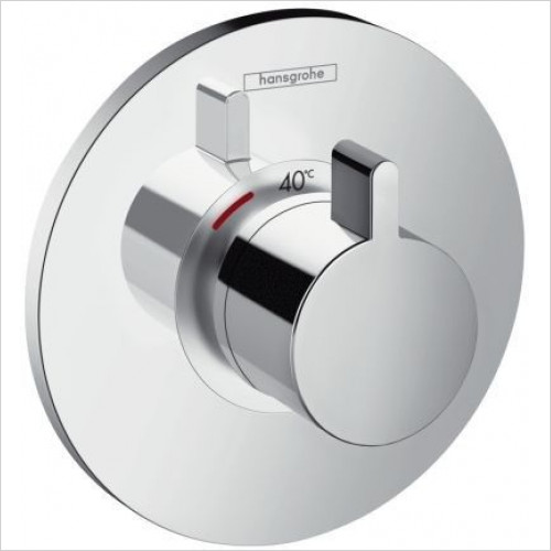 Hansgrohe - Ecostat S Thermostat Concealed Highflow