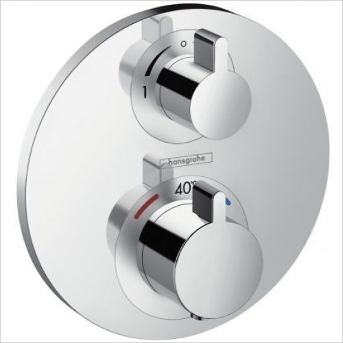 Hansgrohe - Ecostat S Thermostat Concealed 2 Outlets