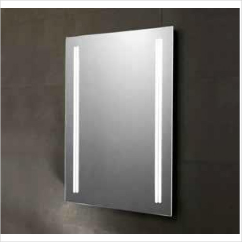 Tavistock - Diffuse LED Back-Lit Mirror 530 x 730mm