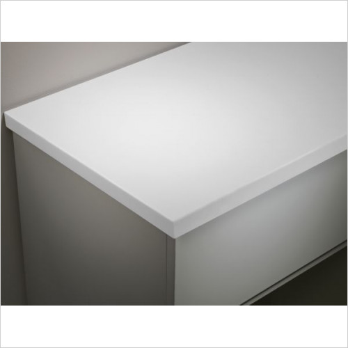 Standard Depth Solid Surface Top 1820mm