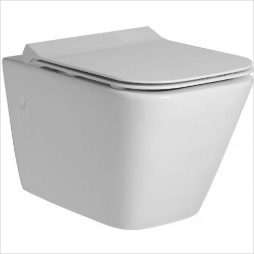 Tavistock Bathrooms - Structure Wall Hung Pan Only