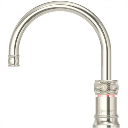 Quooker - Pro3 Classic Nordic Round (Excluding Mixer Tap)