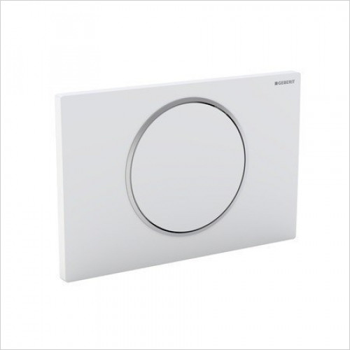Geberit - Flush Plate Sigma10 For Stop-And-Go Flush