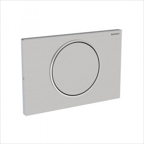 Geberit - Flush Plate Sigma10 For Stop-And-Go Flush, Screwable