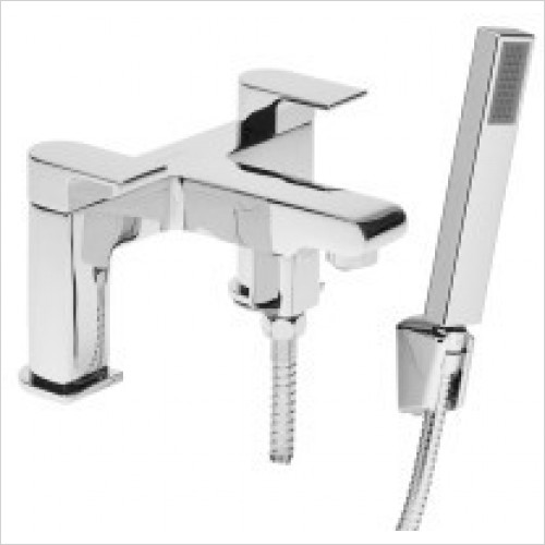 Roper Rhodes - Code Deck Mounted Bath Shower Mixer